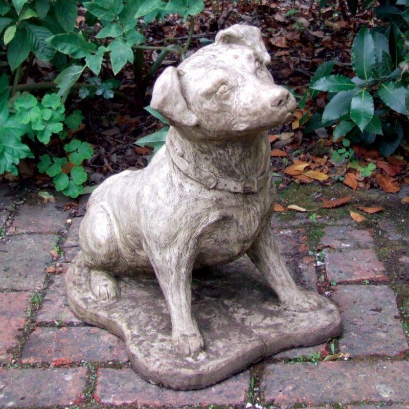 Jack Russell Statue Garden Ornament