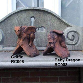 Griffin Garden Ornament