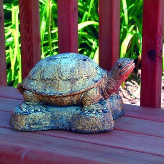 Turtle Statue Garden Ornament