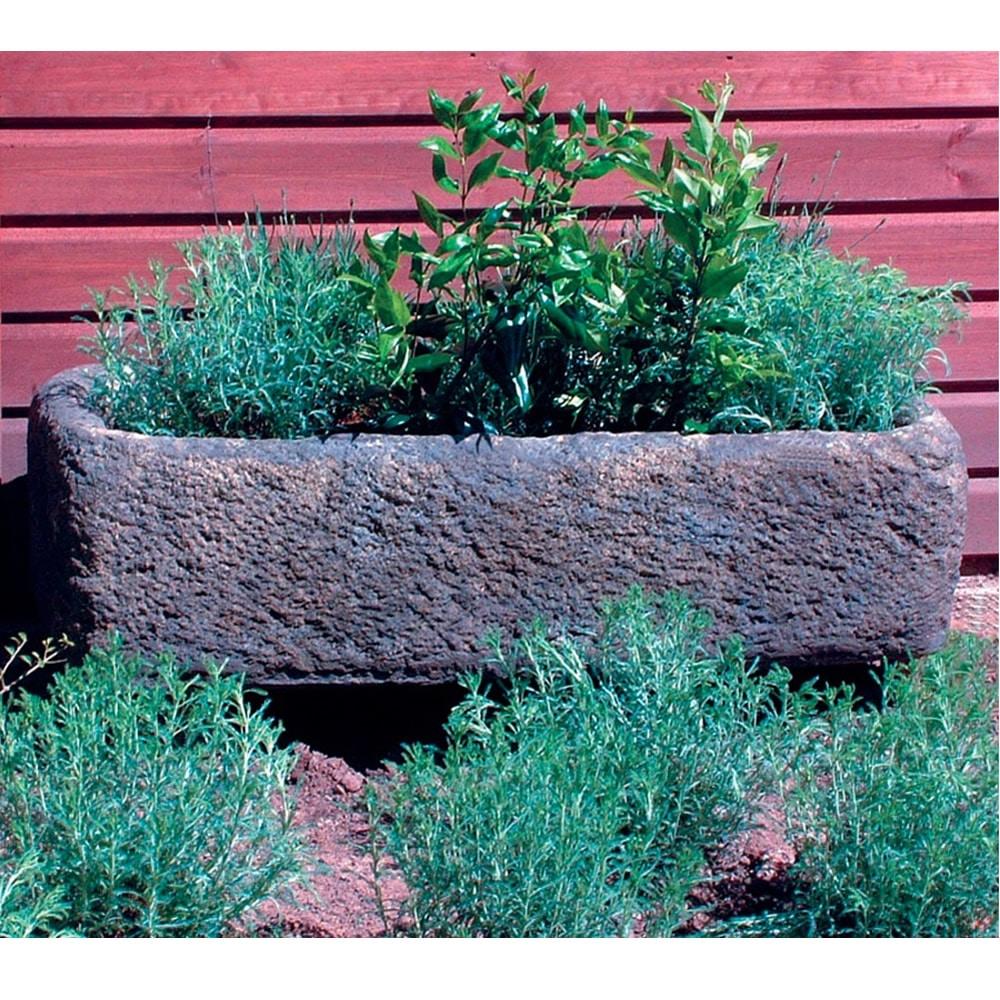 Country Trough Garden Ornament